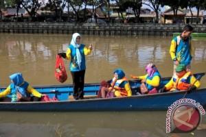 Pecinta Lingkungan Terus Restorasi Sungai Karang Mumus