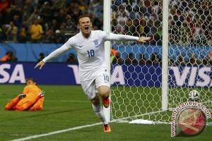 Rooney Balik ke Everton