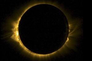 BMKG: Jangan Amati Gerhana Matahari dengan Mata Telanjang
