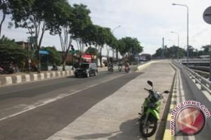Jembatan Muara Teluk Lerong Diresmikan