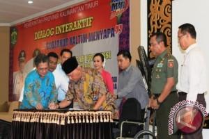 Pemprov Kaltim Lanjutkan Kerja Sama dengan TNI