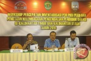 BKKBN Kaltim Gelar Workshop  Inventarisasi P3D PKB/PLKB