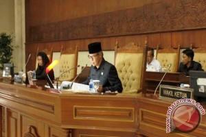 DPRD Berharap Enam Raperda Cepat Dibahas dan Disahkan