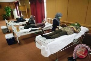 PMI Penajam Kumpulkan 300 Kantong Darah