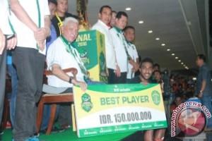 Borneo FC siap pertahankan juara Piala Gubernur