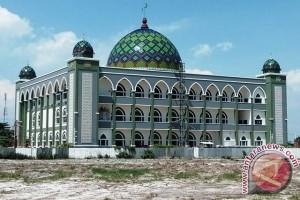 Penyelesaian Pembangunan Masjid Agung Penajam Terus Molor