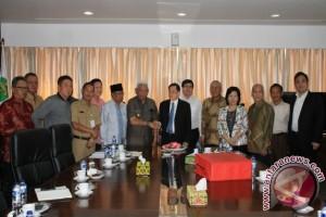 Hakka Group Asal Hokong Siap Berinvestasi di Kaltim