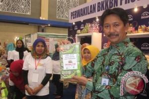 BKKBN Tampilkan Produk UPPKS di Kaltim Fair