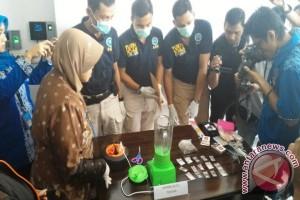 BNN Samarinda Musnahkan Narkoba Temuan Tokoh Masyarakat