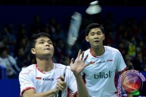 Indonesia Gagal Juarai Piala Thomas usai Dibekuk Denmark 2-3