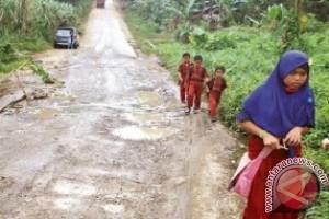 Pemerintah harus Perhatikan Kerusakan Jalan Trans Kalimantan