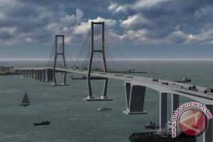 SK pemrakarsa jembatan Penajam-Balikpapan diserahkan Kemenkeu