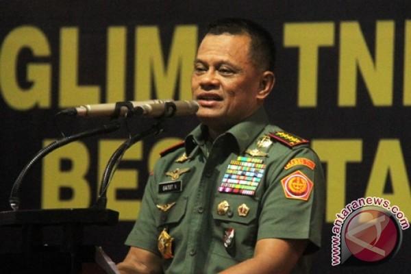 Panglima TNI Minta Maaf Terkait Pemukulan Prajuritnya