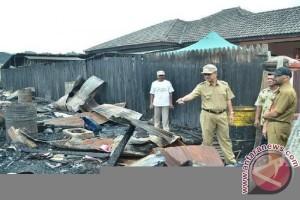 Wali Kota Kunjungi Korban Kebakaran