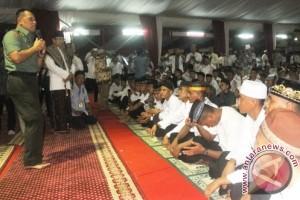 Kunjungan Panglima TNI