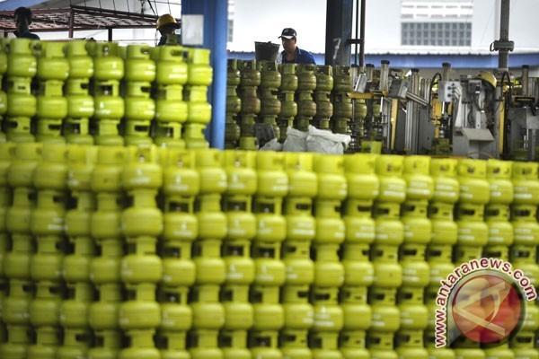 Pertamina Siapkan 5.512 Tabung Elpiji OP di Balikpapan
