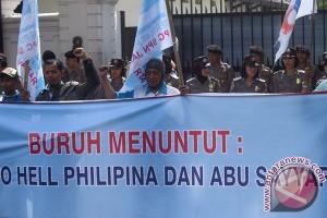 Tuntut Pembebasan Sandera ABK Indonesia