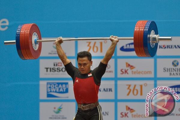 Lifter Indonesia Diragukan Berjaya Pada Asian Games