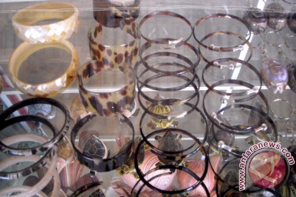 Perdagangan Aksesoris Penyu masih Marak di Berau