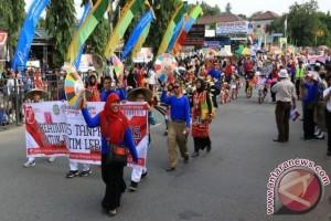 Pawai Pembangunan Refleksi Membangun Daerah