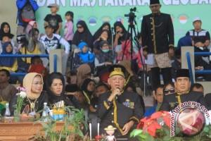 Gubernur : Erau Momentum Kebangkitan Pariwisata Kaltim