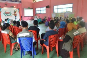 Telkomsel Edukasi Pemanfaatan Internet bagi Masyarakat Perbatasan