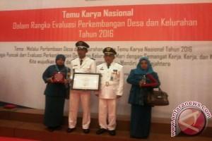 Arisan Jamban Hantarkan Desa Suatang Juara Nasional