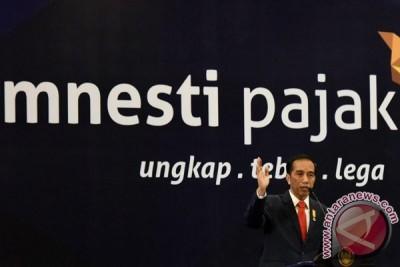 Presiden Jokowi Sosialisasi Amnesti Pajak di Balikpapan