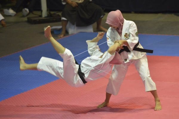 Delapan Kenshi Kaltim Ikuti Kejuaraan di Amerika