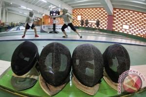 Atlet Anggar Kaltim Turunkan Intensitas Latihan saat Ramadhan