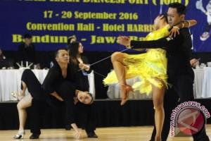 Atlet Dansa Kaltim Raih Juara Di Malaysia