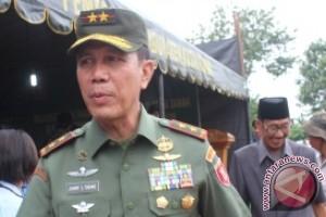 Pangdam VI Mulawarman Tuding OKP Sering Ganggu Perusahaan
