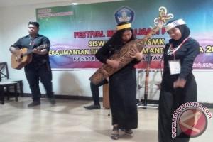 Samarinda Wakili Kaltim Festival Musikalisasi Puisi Nasional