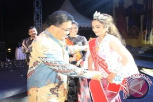 Pemilihan Putri Pariwisata dan Duta Wisata
