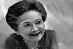 In Memoriam -- Herawati Diah, Wartawati Penerjemah Teks Proklamasi Kemerdekaan RI
