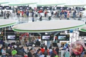 Tarif Pajak Bandara Sepinggan Naik Jadi Rp100 Ribu