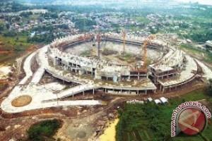 Stadion Persiba Batakan Siap Pakai Juli 2017