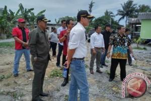 Pembangunan Pemecah Ombak Capai 80 Persen