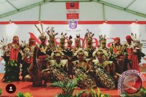 Samarinda Raih Tarian Terbaik di Ajang Nusantara Ekspo