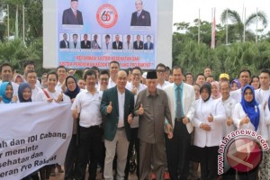 Pemprov Kaltim Berkomitmen  Tingkatkan Kualitas Pelayanan Kesehatan