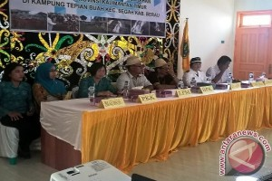 Swadaya Kampung Tepian Buah Capai Rp1,6 Miliar