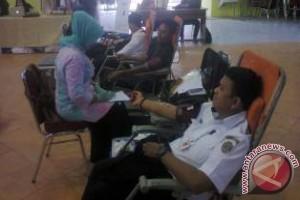 Gerakan Donor Darah Serentak se Kaltim-Kaltara