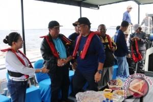 Pulau Gusung Penajam Potensial untuk Wisata Selam