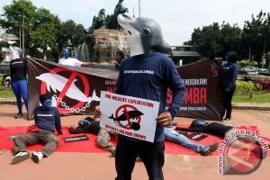 Aksi Stop Sirkus Lumba-lumba
