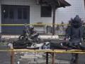 Teror Bom di Samarinda