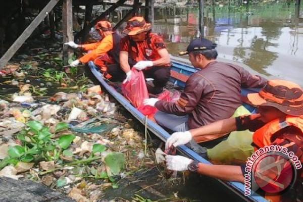 Aktivis GMSS-SKM bukan habiskan sampah sungai