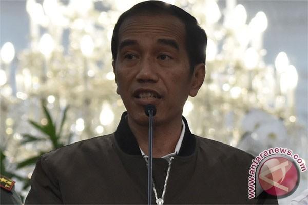 Presiden Jokowi Minta Polisi Melindungi Tanpa Pandang SARA