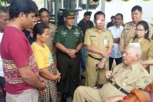 Gubernur Berharap Kasus Bom Samarinda Pertama dan Terakhir