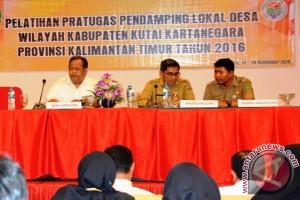 BPMPD Kaltim: Pendamping Lokal Desa Harus Cerdas
