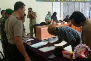 265 Calon Deklarasikan Pilkades Damai di Paser